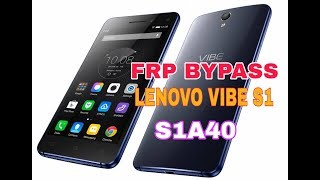 How To Remove Google Account In Android Lenovo BYPASS GOOGLE