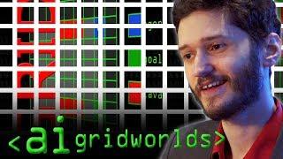 AI Gridworlds - Computerphile