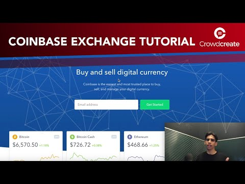 How To Buy Bitcoin On Coinbase - Coinbase Exchange Tutorial
