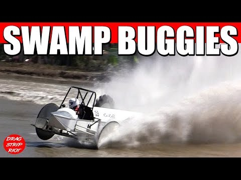 Swamp Buggy Racing Naples Florida Sports Park Mud Motorsports