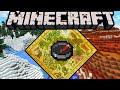 Minecraft Exploring Tangerine's Paradise! LIVE Giant World Adventure Map, Custom Suvival Challenge