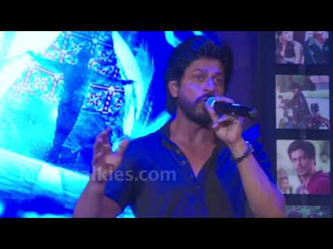 Shahrukh Khan Says Super Hit Dialogues From FAN/ Raees/DDLJ/Don Movies
