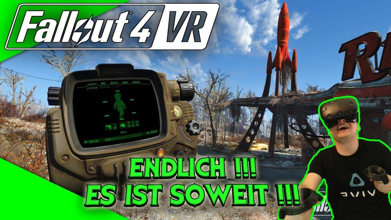 Fallout 4 VR - Es ist soweit! Der Hammer! [Let's Play ...