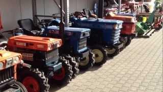 Gebrauchte Dieseltraktoren