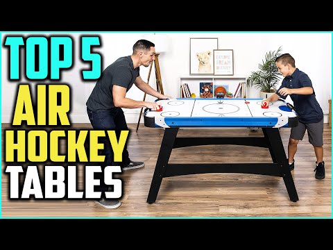 Top 5 Best Air Hockey Tables In 2020 Reviews