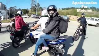 As Fuga de Moto Impossível parar de ver 2018 4k