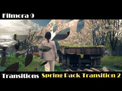 Filmora 9 Free Transition Effect Packs - Top 20 Coolest Transitions