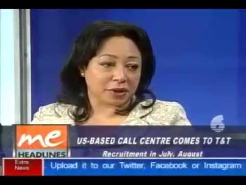 iQor comes to Trinidad and Tobago - Tv6 Morning Edition