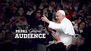 General Audience with Pope Francis from Vatican | 12 August 2020