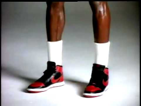 nike air jordan 1 commercial