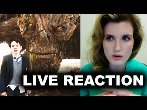 A Monster Calls Trailer Reaction streaming vf