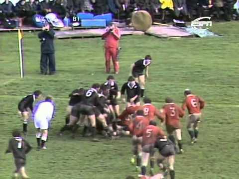 All Blacks vs British & Irish Lions 1977 (3rd Test)