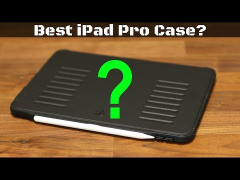 Why Is Everyone Buying This IPad Pro Case? - Muse Case By Zugu