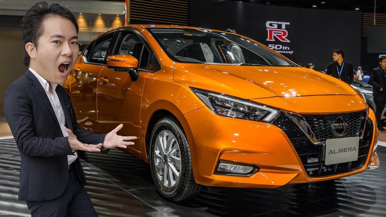 Quick Look 2020 Nissan Almera Finally A Worthy Honda City Rival Youtube