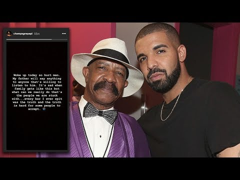 Drake RESPONDS To His Dad's Claims He FAKED LYRICS To Sell Music