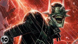 Top 10 Newest Super Villains