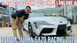 ALL NEW TOYOTA SUPRA GR  (2019…