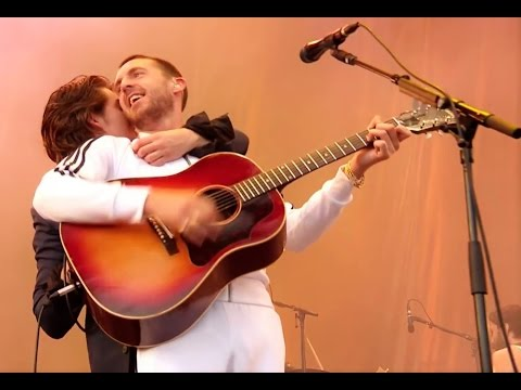 The Last Shadow Puppets - Meeting Place @ T in the Park 2016 - HD 1080p