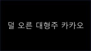 [금소니TV] 덜 오른 대형주 카카오