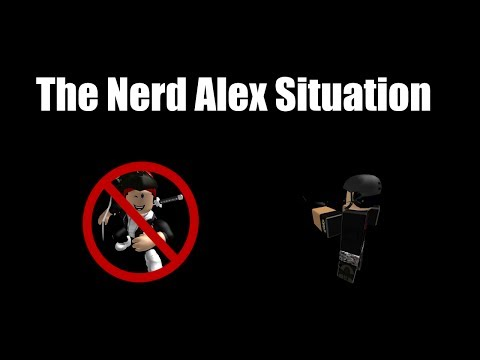 "The ""Nerd Alex"" Situation in the Fire Stone Group"