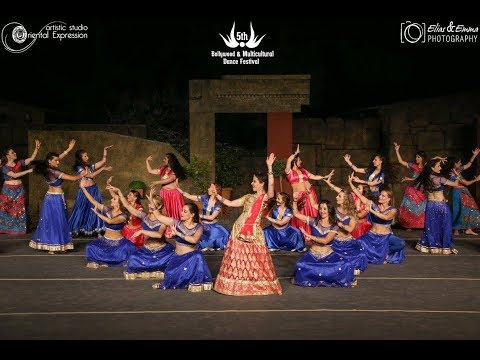Prem Ratan Dhan Payo @ 5th Bollywood & Multicultural Dance Festival