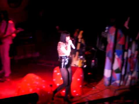Katy Perry Cleveland March 28/09 video 3