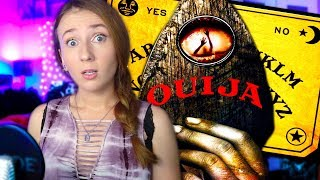 I played with a OUIJA board and now I see GHOSTS...