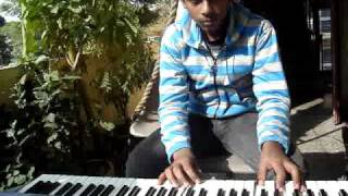 Jai Ho song (Slumdog Millionaire) on keyboard by Indian boy Devansh