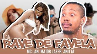 Baixar MC Lan, Major Lazer, Anitta - Rave De Favela (Official Music Video) REACTION