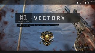 My First *WIN* In Call of Duty: Black Ops 4 - Blackout!!