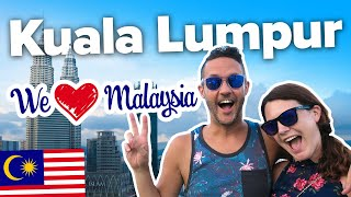 BEST Views in Kuala Lumpur. Should you visit Malaysia? Things to do in in KL
