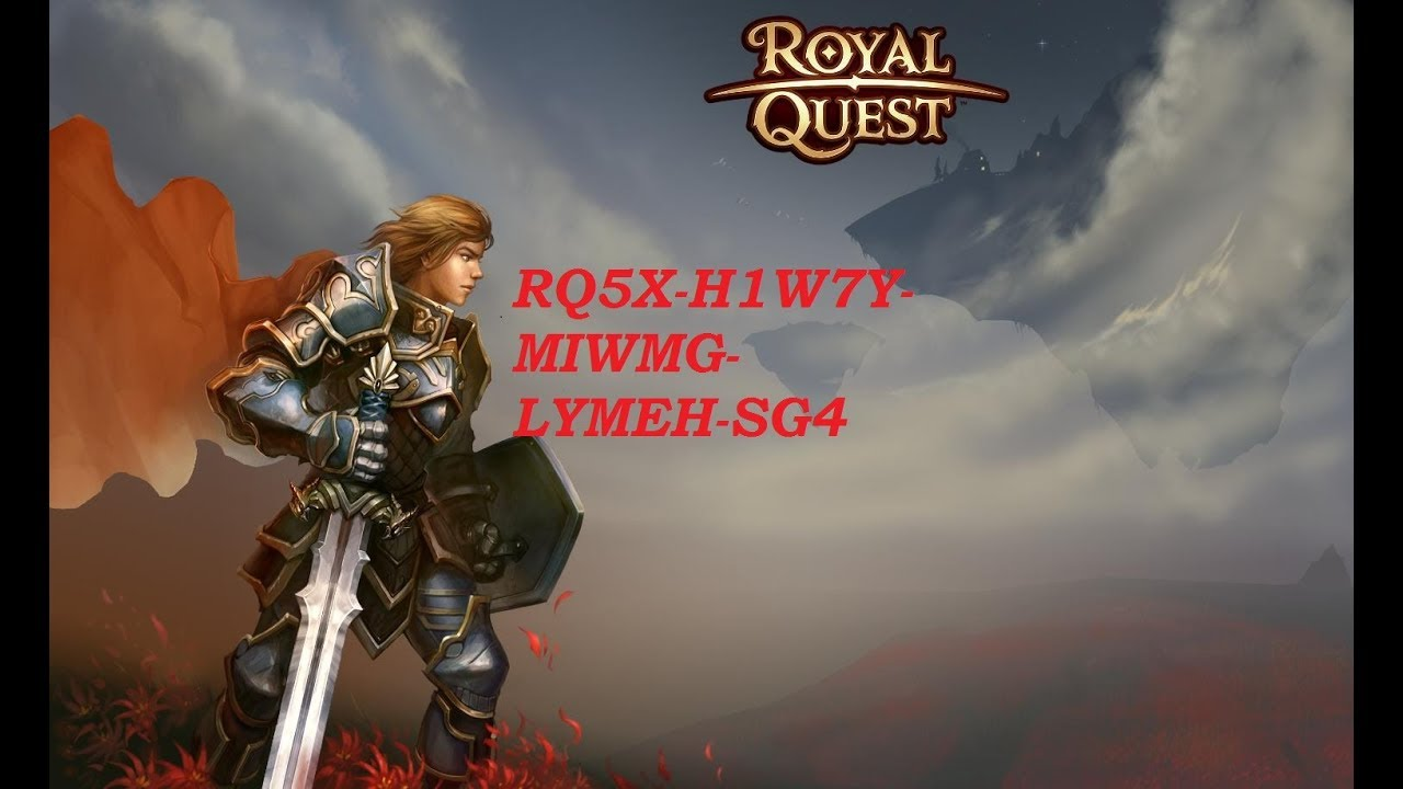 royal quest бонус код