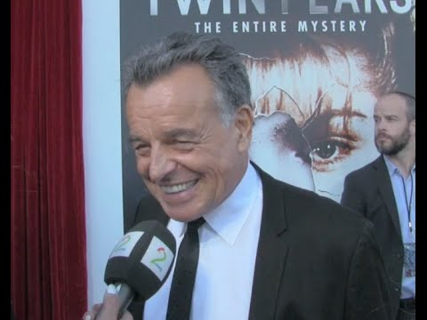 Twin Peaks - 25 years after - Secrets from the set
