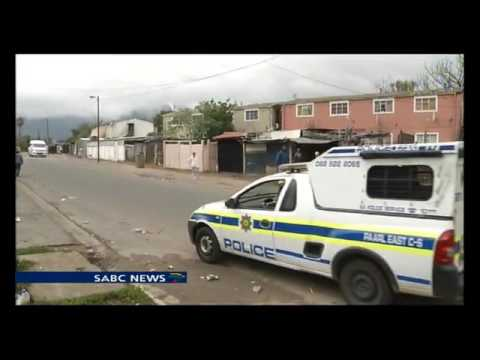 Paarl residents gripped by fear as alleged gang war intensifies