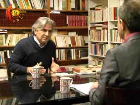 Firat Cewerî, programa Ezmûn, Kurdistan tv, beş: 01.wmv