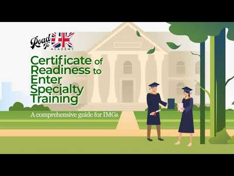 1. Overview Of Certificate Of Readiness To Enter Specialty Training (CREST)