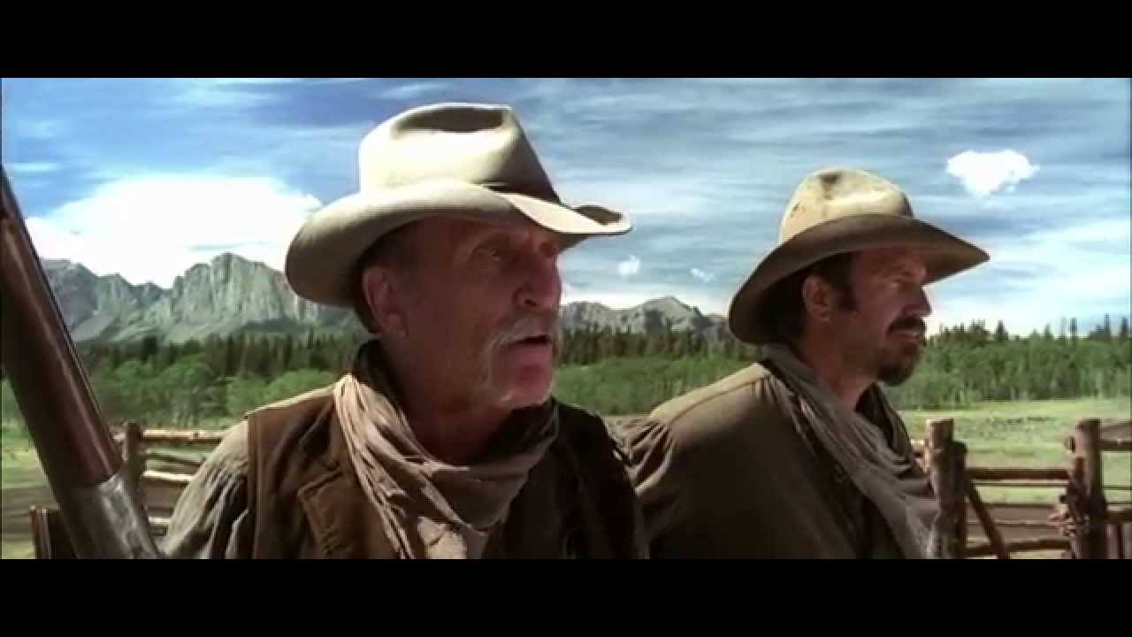 Open Range 2003 You The One Who Killed Our Friend Clip Youtube