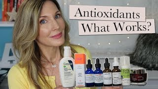 Antioxidants for Anti Aging ~ What Works, How to Choose