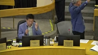 Youtube video::June 19, 2018 Council Closed Session Public Meeting