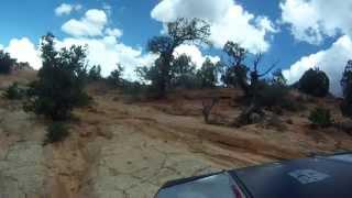 Hog Canyon OHV Trail 4 - Kanab, Utah