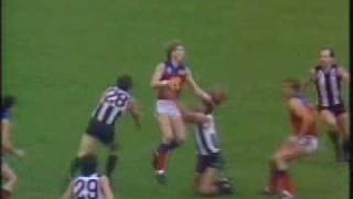 1983 Round 10 : Fitzroy v Collingwood @ Victoria Park - Michael Reeves Goal