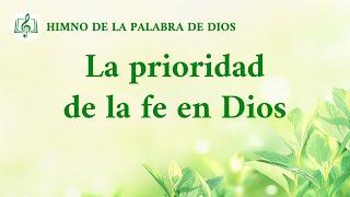 Himno cristiano | La prioridad de la fe en Dios