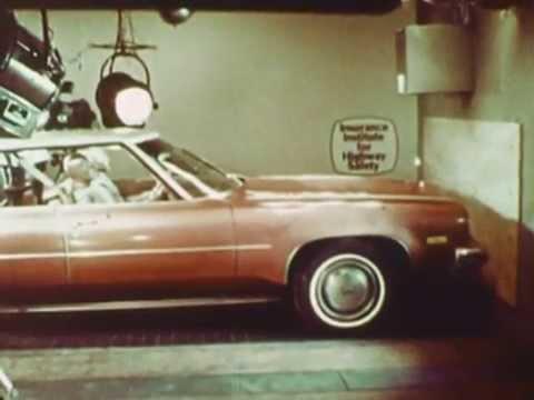 Dynamics Of A Crash (1970s)
