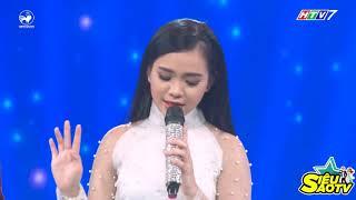 Quỳnh Trang khiến khán giả TRẦM TRỒ khi thể hiện ca khúc SAO EM NỠ ĐÀNH QUÊN và ĐỪNG NÓI YÊU TÔI