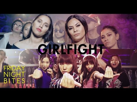 Friday Night Bites - GIRLFIGHT (Asians vs Polys) ft Baby Mama's Club | Comedy Web Series