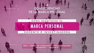 CONSECUENCIAS DE LA MARCA PERSONAL