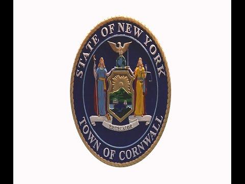 Cornwall, NY Town Board Meeting 6/13/16