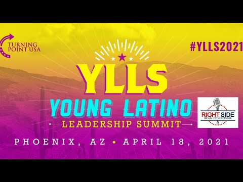 ? LIVE: Young Latino Leadership Summit in Phoenix, AZ-  4/18/21