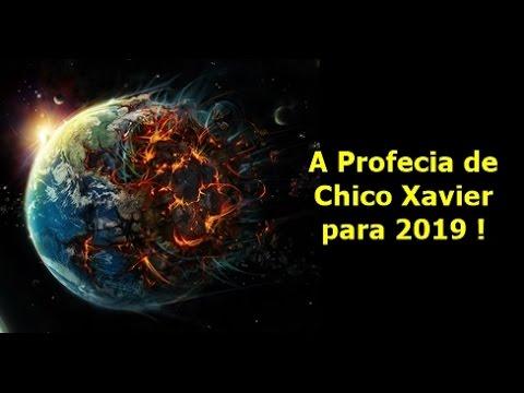 Resultado de imagem para profecia 2019 chico xavier