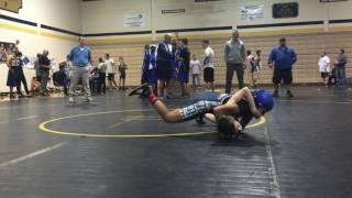 <b>Girl pins boy</b>! Kayleen <b>wrestling BOYS</b> 2015